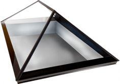 Contemporary Skylight & Roof Lantern Designs // by Global Skylights Pergola With Roof, Pergola Shade, Patio Roof, Pergola Kits, Pergola Ideas, Diy Pergola, Pergola Plans, Contemporary Skylights, Flat Roof Skylights