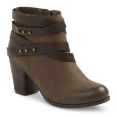 Women's Stella Strap Booties