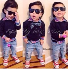 Little boy fashion Little Boy Outfits, Little Boy Fashion, Baby Boy Fashion, Baby Boy Outfits, Kids Fashion, Little Man, Little People, Baby Bash, Baby Fashionista