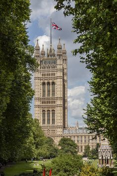 Houses of Parliament, England. We've been here, but to imbibe on the terrace is on the docket list.