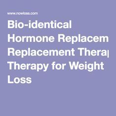 What is Bio identical Hormone replacement therapy? Bio identical Hormone replacement therapy has become the current topic of research because of its beneficial effects on the wellness and well being Bioidentical Hormone Therapy, Bioidentical Hormones, Weight Gain, Weight Loss Tips, Hormone Replacement Therapy, Natural Health Remedies, Menopause, Eating Plans, How Are You Feeling