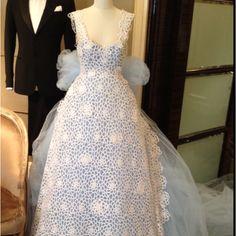 Fairy Tales do come true! Oscar De La Renta Spring 2013 Bridal Collection. Absolutely stunning!