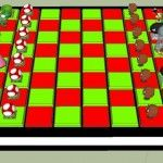 3D Print Yourself a Mario Themed Chess Set