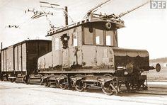 Drehstrom-Werkbahn Wöllersdorf (Foto: Archiv Arthur Meyer)