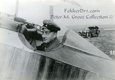 Dinge en Goete (Things and Stuff): This Day in World War 1 History: SEPTEMBER 23, 1917 : GERMAN PILOT WERNER VOSS SHOT DOWN OVER WESTERN FRONT