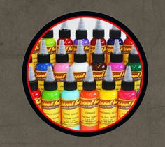 Do you want to know what are the most useful paints? I share some helpful information at my education site: http://www.tattootechniques.com/intro