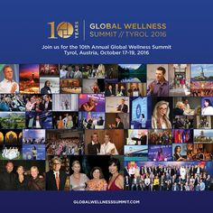 """""""10th Anniversary Time Capsule"""" will offer delegates chance to contribute their predictions for the future of the wellness industry, to be opened at the Summit in 2026."""