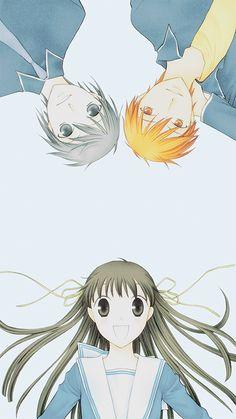 Kyo Sohma & Tohru Honda & Yuki Sohma