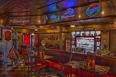 Cruiser's 66 Cafe, Williams, Arizona.