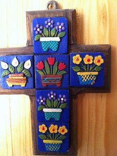 cruz tipica de Chiapas México
