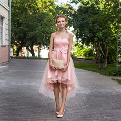 Мода улиц: принцесса идёт на бал (фоторепортаж)