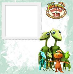 Imprimibles de Dino Tren. | Ideas y material gratis para fiestas y celebraciones Oh My Fiesta!