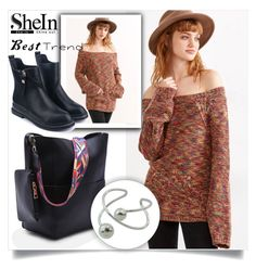 """""""SheIn 9"""" by melisa-hasic ❤ liked on Polyvore"""