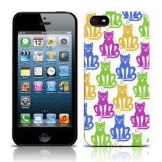"APPLE IPHONE 5 ""ANIMAL ANTICS"" GLOSSY IMAGE BACK COVER BY CALL CANDY - MEOW OR NEVER (122-095-065)  The look and feel of this case can't be beaten. At Jellibean we pride ourselves on providing the highest quality products at low low prices, why not browse further for cases, covers, screen protectors, chargers and datacables for all the leading models of mobile phone and tablet. Jellibean - Fun or Functional, we've got it covered."