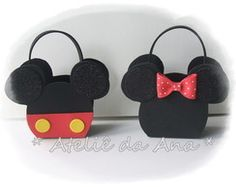 Sacolinha Mickey ou Minnie