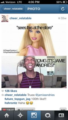 Lol. Jamie Andries is perfection ❤❤❤