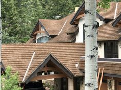 Composite Roof Shingles Cost in Pros & Cons, Top Options Roof Shingles Types, Wood Roof Shingles, Cedar Shake Shingles, Roofing Shingles, House Shingles, Roof Replacement Cost, Roof Sealant, Roof Shingle Colors, Cedar Roof