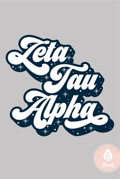 Geneologie | Zeta Tau Alpha | Cosmic Letters | PR
