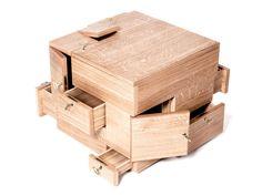 The Shrine Storage Cube