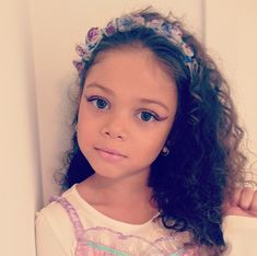 such a beautiful little girl!
