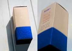 Barbey Men's Cosmetics (Student Project) on Packaging of the World - Creative Package Design Gallery