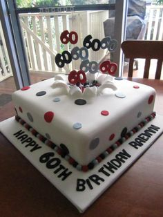 Birthday Cake from https://www.facebook.com/pages/Kates-Cakes/249769191725522