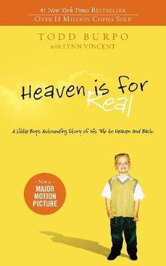 Heaven is for Real: A Little Boy's Astounding Story of Hi... https://www.amazon.com/dp/0849946158/ref=cm_sw_r_pi_dp_x_LLxAzb523V0KA