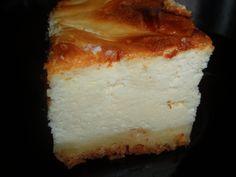 Puszysty sernik z wiaderka Polish Recipes, Polish Food, Cinnamon Rolls, Vanilla Cake, Cheesecake, Deserts, Bakken, Polish Food Recipes, Cinammon Rolls