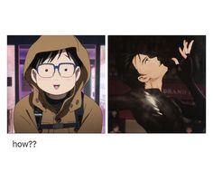 Yuuri how??