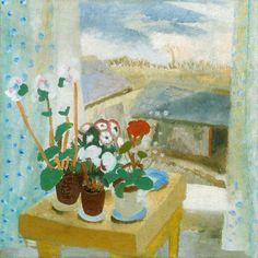 Your Paintings - Winifred Nicholson paintings Paintings I Love, Your Paintings, Flower Paintings, Winifred Nicholson, Leeds Art Gallery, Oil On Canvas, Canvas Art, Art Uk, Naive Art