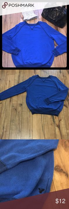 💙💙AMERICAN EAGLE SWEATER 💙💙 💟💟💟BEAUTIFUL COLOR💟💟💟VERY SOFT💟💟💟SIZE LARGE💟💟💟AMERICAN EAGLE SWEATER 💟💟💟 American Eagle Outfitters Sweaters