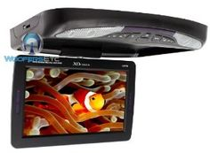 "GX1731 BLACK - XO Vision 17"" TFT LCD Monitor with Built-in DVD Player by XO Vision. $179.99"