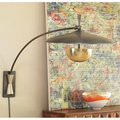Global Views Flying Wall Sconce - Brass/Bronze