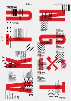 Maybe it's Great / Graphic Design Inspiration