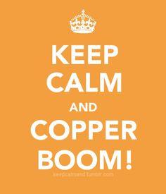 Copper Boom!