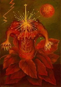 fleur de la vie - (Frida Kahlo)