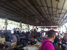 Market at Zamboanga