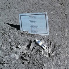 collectivehistory: The Fallen Astronaut is an aluminium sculpture commemorating astronauts and cosmonauts who died in the advancement of space exploration. It was placed on the Moon by the crew of Apollo 15 on August