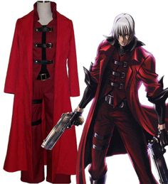 anime cosplay costumes | -> Other Cosplay Costumes -> Custom designed Devil May Cry 4 Cosplay ...