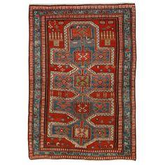 Kazak antico 132x88