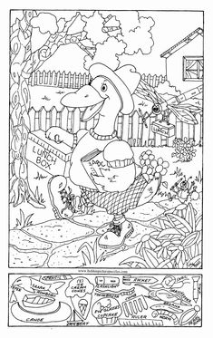 Hidden Pictures for Kids Unique Hidden Worksheets Printable – Coloring Books Gallery Baby Coloring Pages, School Coloring Pages, Pokemon Coloring Pages, Free Printable Coloring Pages, Coloring Books, Hidden Pictures Printables, Highlights Hidden Pictures, Hidden Picture Puzzles, Easter Templates
