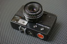Agfa Selectronic S: Compact, Rare, with linked rangefinder and a quality camera. Aperture priority Super Street Shooter!