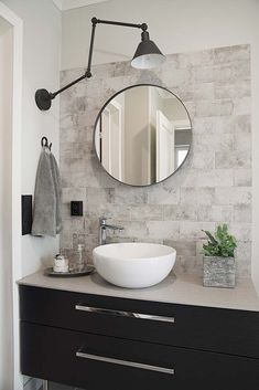 Bathroom Spa, Bathroom Toilets, Restroom Design, Modern Loft, Bathroom Design Small, Bathroom Inspiration, Home Furnishings, Beach House, Interior Decorating