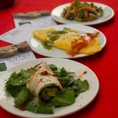 Get these scrumptious dishes from Cafe Infinito in #Valencia, #Spain  #foodie #travel