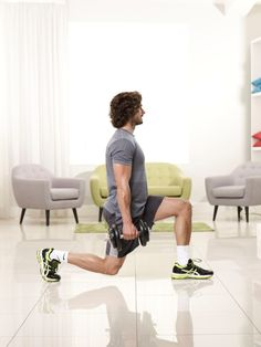 The Body Coach Joe Wicks' Quick Workout For Luscious Legs. Hiit Leg Workout, Cardio, Hiit Workouts For Men, Dumbbell Workout, Workout Tips, Kettlebell Challenge, Kettlebell Training, Joe Wicks The Body Coach, Kettlebell Benefits