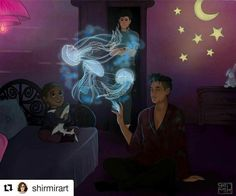 Shadowhunters ~ Malec and Madzie and magic.
