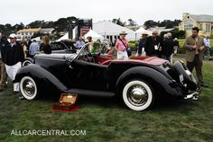 Ford Modelo 78 Darrin Convertible 1937