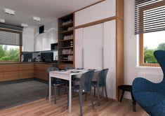 ClickBed Tavolo, to łóżko chowane w szafie ze stołem otwieranym manualnie. W ciągu dnia można korzystać z funkcji stołu, a w przypadku potrzeby powiększenia przestrzeni pokoju złożyć stół i cieszyć się dodatkowymi dwoma metrami kwadratowymi powierzchni. Przed otworzeniem łóżka stół musi być złożony. Bed Wall, Murphy Bed, Armoire, Divider, Room, Furniture, Home Decor, Clothes Stand, Bedroom