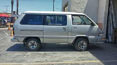 Toyota 4x4 Van