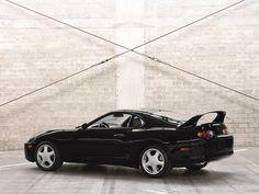 1994 Toyota Supra Twin Turbo Targa della collezione Youngtimer in vendita Car Museum, Honda Civic Si, Mitsubishi Lancer Evolution, Nissan Silvia, Honda S2000, Tuner Cars, Nissan 350z, Performance Cars, Nissan Skyline